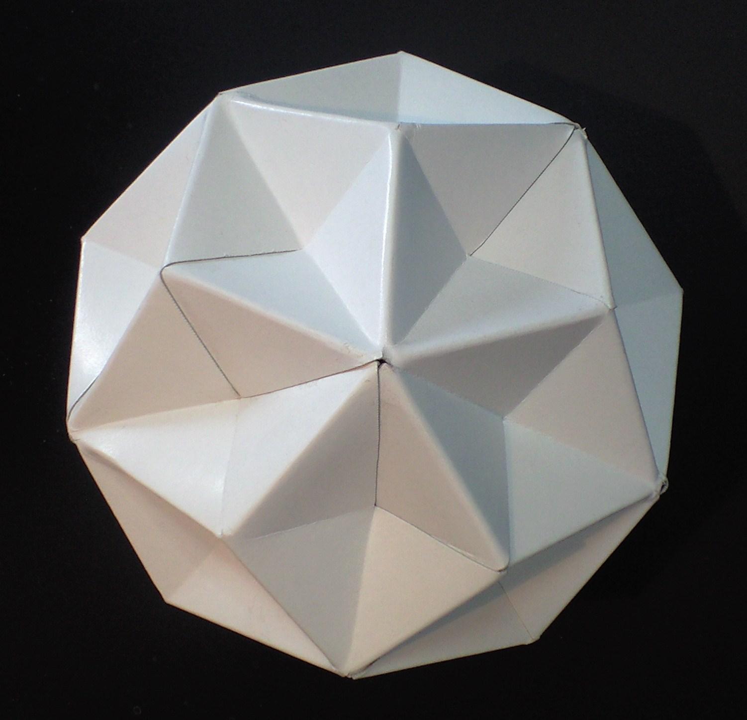 Golden Ratio : 折り紙 多面体 : すべての折り紙